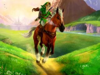 Speel in dit spel als de held van tijd: Link.