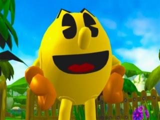 Speel als <a href = https://www.mario64.nl/Nintendo64_Namco_Museum_USA.htm target = _blank>Pac-Man</a> en drie andere karakters die nog ontgrendeld moeten worden.