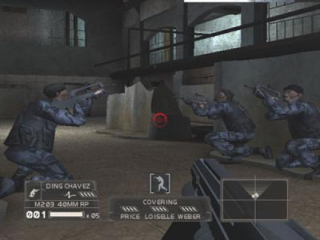 Deze game is een heerlijke FPS (first-person-shooter) hierdoor zit je midden in de actie!