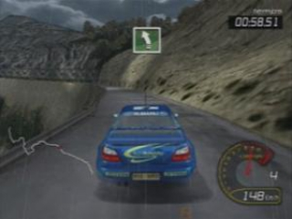 Rally Championship: Screenshot