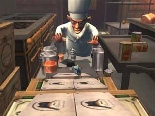 Dit spel bevat enkele baasgevechten, tegen de kwaadaardige chefkok Skinner bijvoorbeeld!