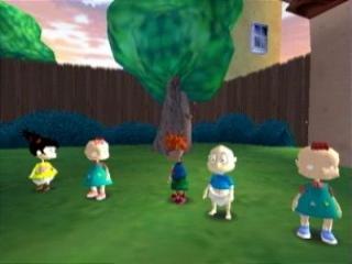Speel als je favoriete (baby)helden Tommy, Chuckie, Phil, Lil, en Kimi.