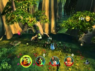 In deze game speel je met een groep van  4 waarin je steeds kan wisselen van personage!