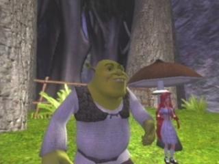 Speel als de moerasoger Shrek!