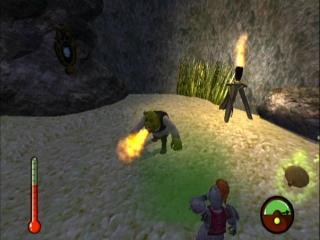 Shrek Extra Large: Screenshot