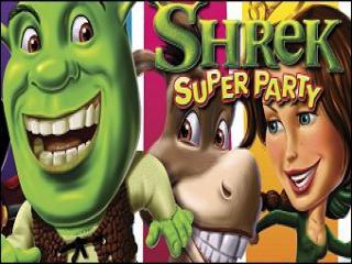 Kies je favoriete Shrek personage en ga voor de overwinning!