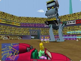 Zelfs Truckosaurus zit in dit spel!