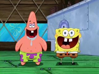 In deze game kan je zowel spelen als Spongbob of Patrick ze hebben ook elk hun eigen moves!