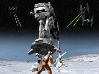 Vecht in dit spel aan de kant van de rebellen en stop het keizerrijk!