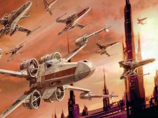 Vlieg mee met <a href = https://www.mario64.nl/nintendo64star_wars_rogue_squadron.htm target = _blank>Rogue Squadron</a>, de luchteenheid van de rebellen.