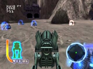 Maak gebruik van verschillende machines om de Clone Wars te winnen.