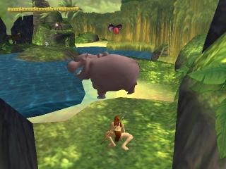 Verken de jungle als <a href = https://www.mario64.nl/Nintendo64_Disneys_Tarzan.htm target = _blank>Tarzan</a> in deze 3D-actiegame!