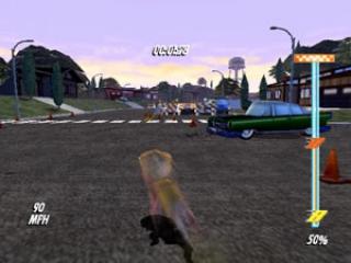 Dash kan met ongelooflijke snelheden zijn bestemming bereiken.