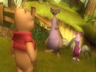 Samen met Winnie the Pooh, Knorretje & Kanga op avontuur!