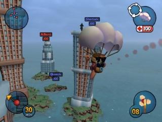 Daag je vrienden uit in de spannende multiplayer modus!