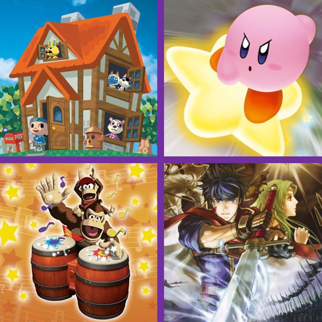 GameCube genres