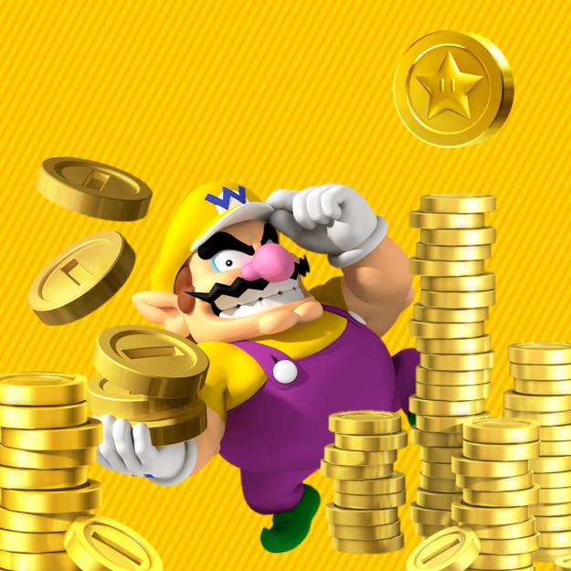 GameCube Wario