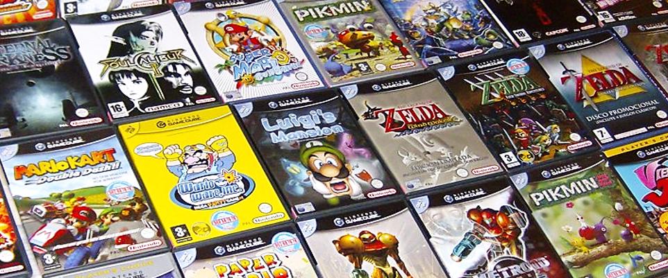 GameCube games verzamelaars
