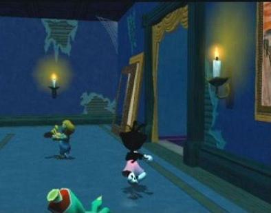 Spookie, pas op voor los lopende zombies!