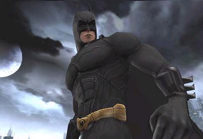 Batman onder weg naar weer een nieuwe missie!