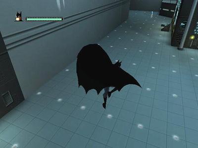 Batman kan zweven met zijn cape!