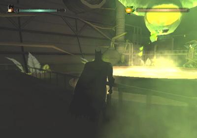 Kijk uit voor het gif Batman!