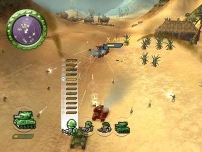 Oorlog wordt weer leuk met Battalion Wars.