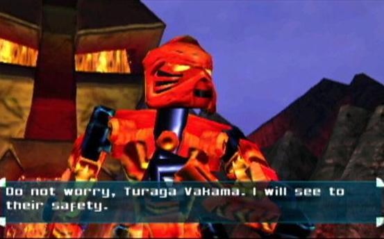 Het verhaal speelt zich af op Mata Nui. Het is een paradijs voor robots. Hier worden ze beschermd door zes kleurrijke Guardians.