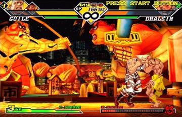 De characters zijn ouderwets 2D, maar de achtergronden zijn in 3D.