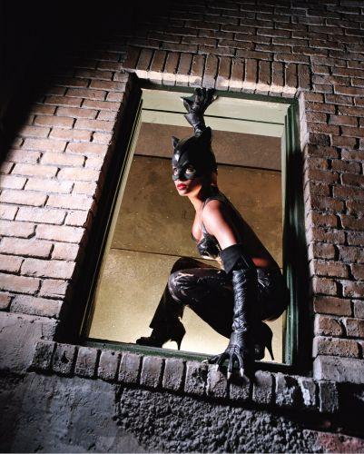 Catwoman overheerst over alle dieven!
