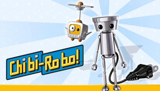 Chibi met Telly Vision, Chibi-Robo kan zelf niet praten daarom helpt zijn vriend Telly Vision daarmee.