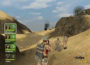 Val woestijndorpen aan en dood de rebellen