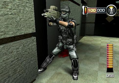 In de game kun je verschillende personages kiezen.