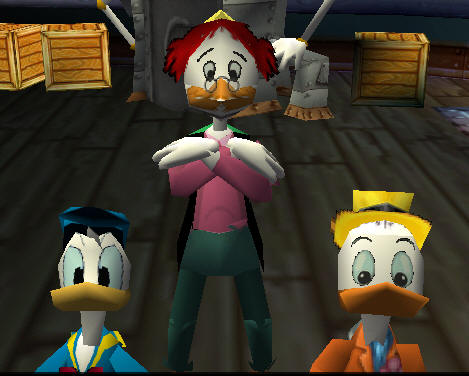 de 3 duckse musketiers