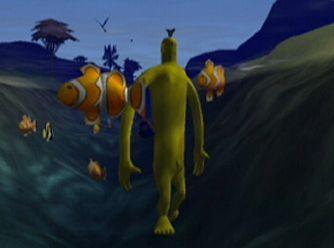 Wie loopt er nu niet graag op de bodem van de zee?