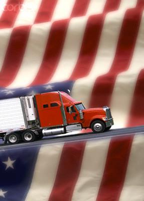 We rijden heel Amerika rond!