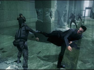 Neo in actie