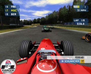 Schumacher staat toch altijd eerste?!