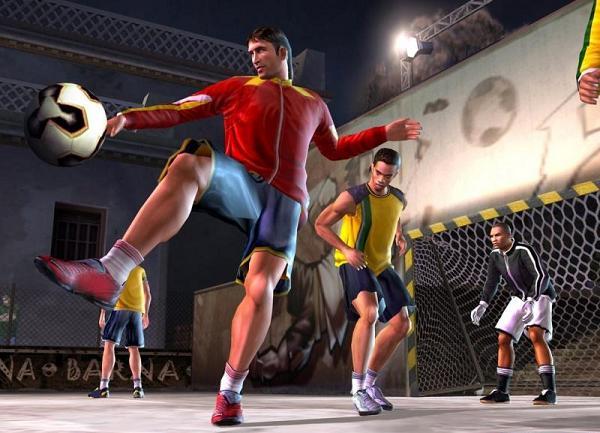 Raul, Ronaldinho, Dida.. Iedereen doet mee!