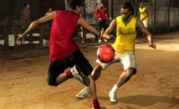Ronaldinho voorbij spelen... het kan in dit spel
