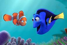 Nemo en Dory