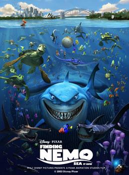 Finding Nemo de Film. Ken je Nemo nog? Wat een reis voor zo