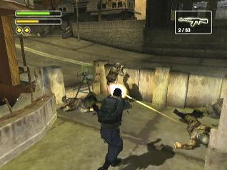 De hoofdrolspeler is eigenlijk een loodgieter, hij kan met zijn gereedschap putten openmaken om zo bij andere gebieden te komen!