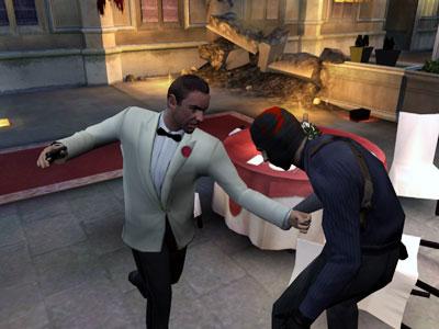 Versla vijanden met speciale vecht-moves.