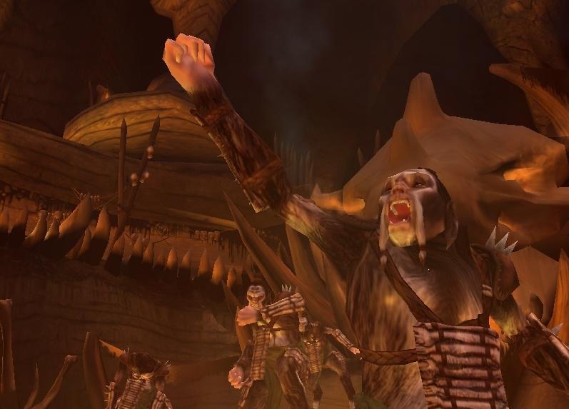 Vreemde Personages die jij als Gladius moet verslaan