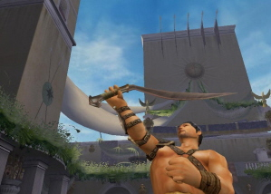 Gladius de held van dit spel