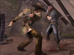 De bloedige strijd tussen cowboys en indianen.