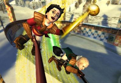 Sneller Harry, Sneller! Pak die gouden Snaaiiii!