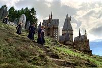op weg naar Hagrid