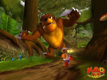 Rennen! Er is weer een aap ontsnapt uit de inrichting.